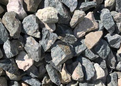 1.5 inch Steel Blue Stone