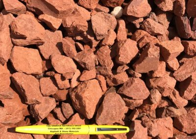 3.4 inch Crushed Brick