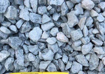 3.4 inch Steel Blue Stone