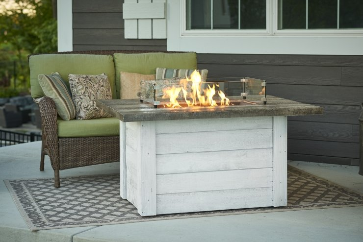 Alcott Outdoor Propane Fire Table