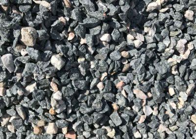 3.8 inch Steel Blue Stone