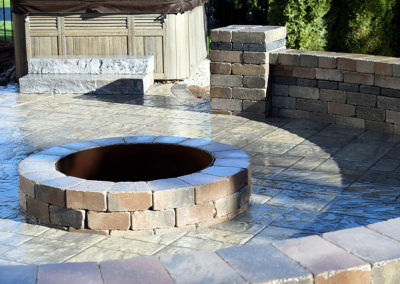Avalon | Firepit & Patio