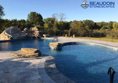 Beaudoin Stonescapes | Pool Patio
