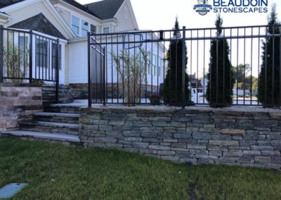 Beaudoin Stonescapes | Retaining Wall