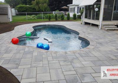 Bessette | Pool & Firepit