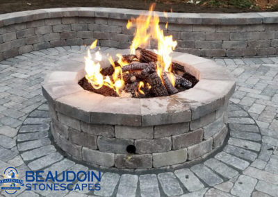 Beaudoin Stonescapes | Firepit