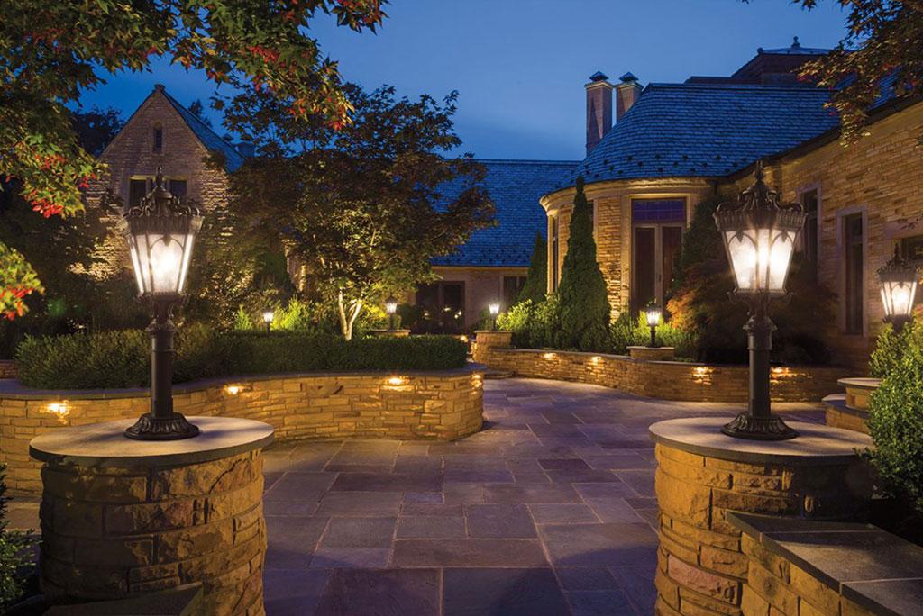 Kitchler Outdoor Lighting