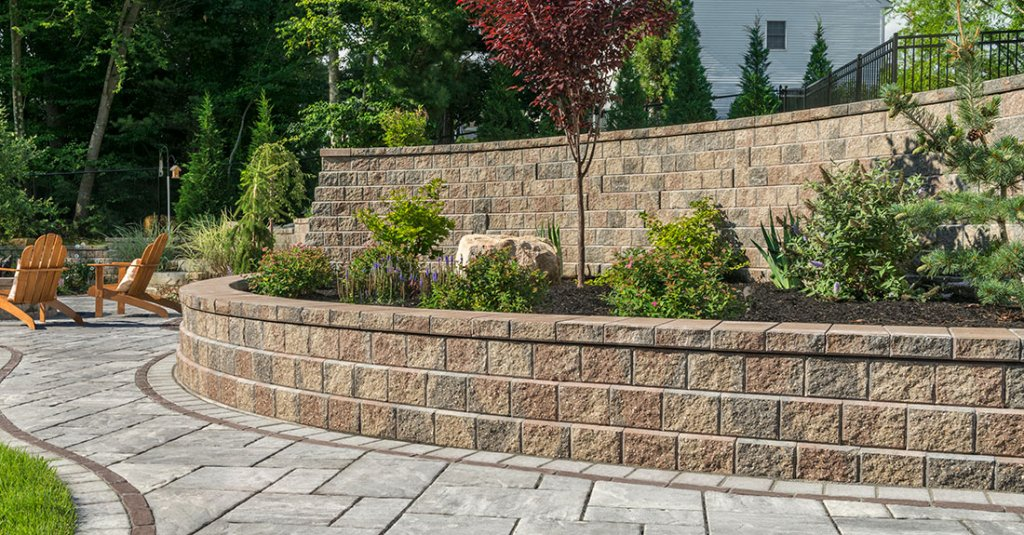 Retaining Walls Curved