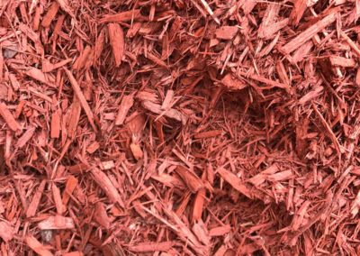 Deluxe Red Cedar Mulch
